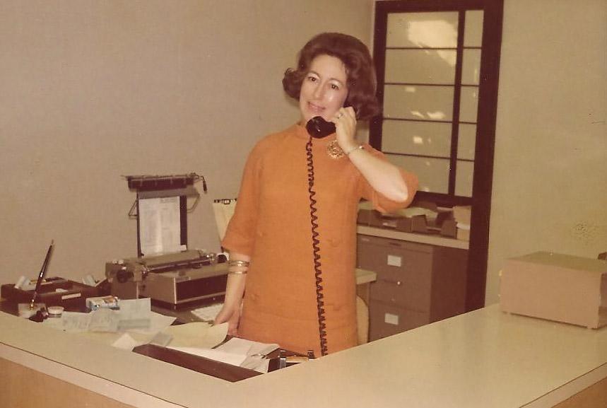 Juanita Harper, 1972