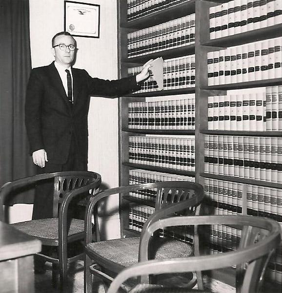 Robert Zeller, 1959